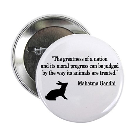 "Moral Values Quote 2.25"" Button (100 pack)"