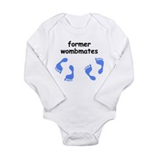 Former Wombmates (for boys) Body Suit