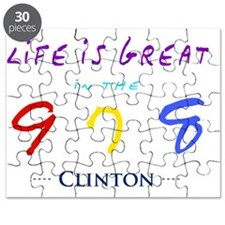 clinton Puzzle