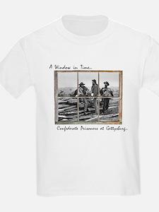 Gettysburg - Confederate Prisoners T-Shirt