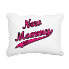 New Mommy copy Rectangular Canvas Pillow