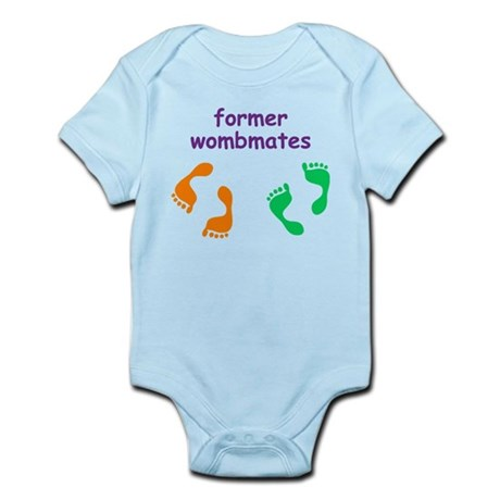wombmates Body Suit