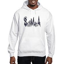 """Stigmata """"Blue Scratch"""" Hoodie"""
