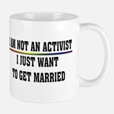 Pro Gay Marriage Mug