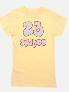 23 Skidoo Girl's Tee