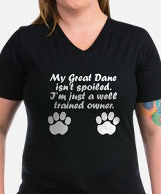 Well Trained Great Dane Owner T-Shirt
