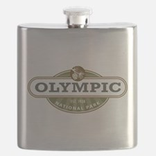 Olympic National Park Flask