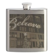 macy's new york city christmas Flask