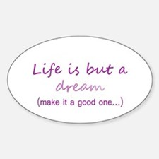 Cool Life dream Decal