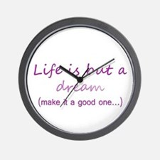 Cute A course in miracles Wall Clock