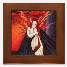 Miserere Framed Tile