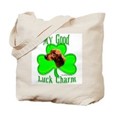 Setter Irish 1 Tote Bag