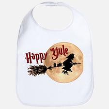 Happy Yule Bib