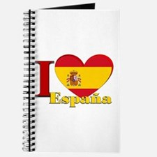 I love Espana - Spain Journal