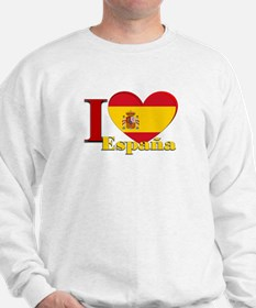 I love Espana - Spain Sweatshirt