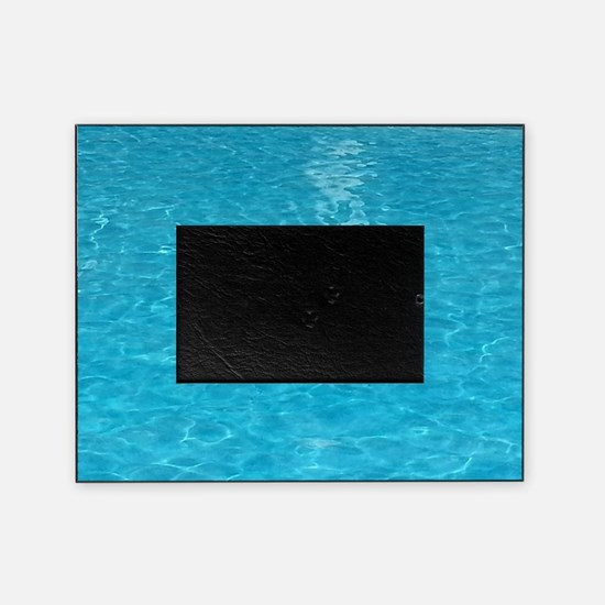 water Picture Frame