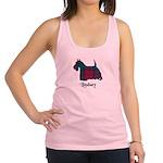 Terrier - Lindsay Racerback Tank Top
