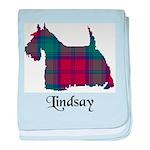 Terrier - Lindsay baby blanket