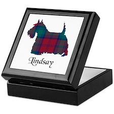 Terrier - Lindsay Keepsake Box
