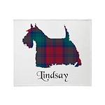 Terrier - Lindsay Throw Blanket