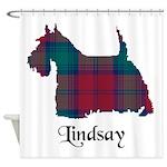 Terrier - Lindsay Shower Curtain