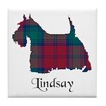 Terrier - Lindsay Tile Coaster