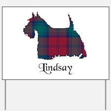 Terrier - Lindsay Yard Sign