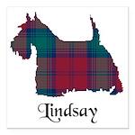 Terrier - Lindsay Square Car Magnet 3