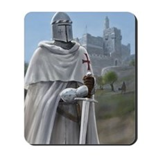 templar citadel 1 Mousepad