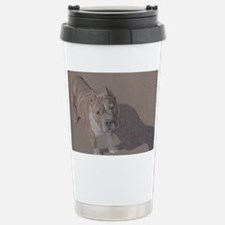 Bezel Stainless Steel Travel Mug