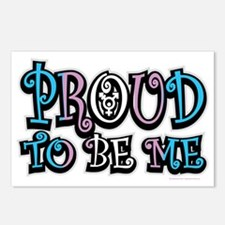 Proud-To-Be-Me-TG Postcards (Package of 8)
