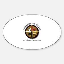 Free Leonard Peltier Stickers