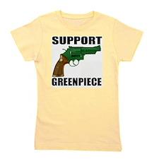 GREENPIECE2 Girl's Tee