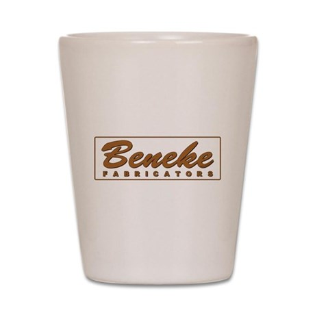 Beneke Fabricators Shot Glass