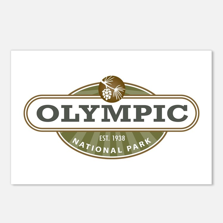 Olympic National Park Postcards (Package of 8)