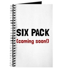 Six Pack Coming Journal