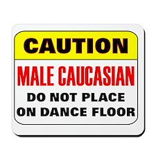 malecaucasian Mousepad