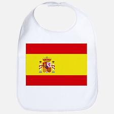 Spain National flag Bib
