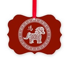 2014 Chinese New Year Ornament