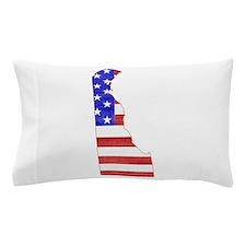 Delaware Flag Pillow Case