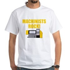 Machinists Rock T-Shirt