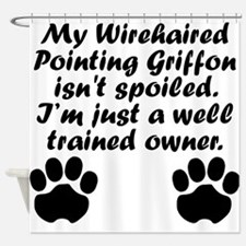 Well Trained Wirehaired Pointing Griffon Owner Sho