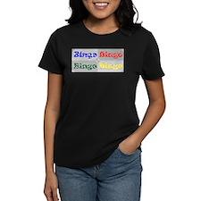 Bingo Four Ways T-Shirt