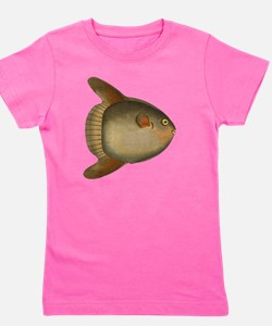 Mola Mola Giant Sunfish Girl's Tee