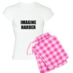Imagine Harder Women's Light Pajamas
