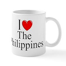 """I Love The Philippines"" Mug"