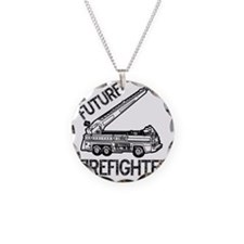 FUTURE FIREFIGHTER.eps Necklace