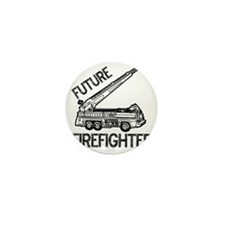 FUTURE FIREFIGHTER.eps Mini Button