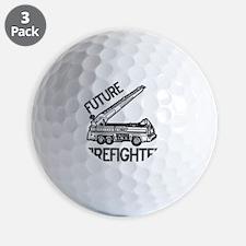 FUTURE FIREFIGHTER.eps Golf Ball