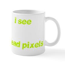 iseedeadpixels.gif Mug